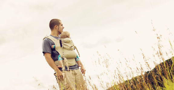MUST-HAVE MONDAY: A Baby Carrier