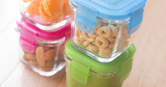 MUST-HAVE MONDAY: Wean Green Glass Containers