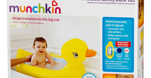 MUST-HAVE MONDAY: Inflatable Duck Tub
