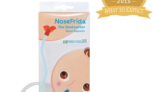 MUST-HAVE MONDAY: NoseFrida Nasal Aspirator