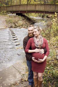wisconsin maternity photos