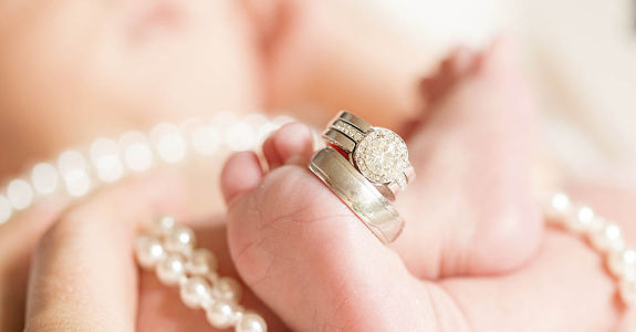 Personalize Your Newborn Photos